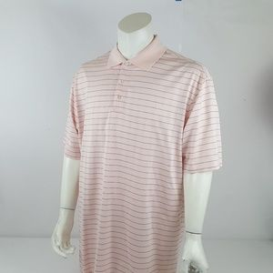 Tiger Woods Collection Nike Fit Dry Pink XL
